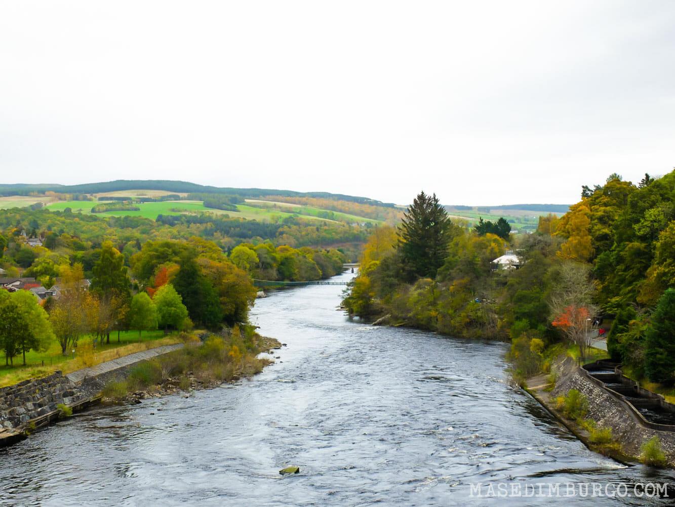 Qué hacer en Pitlochry - Otoño en Perthshire