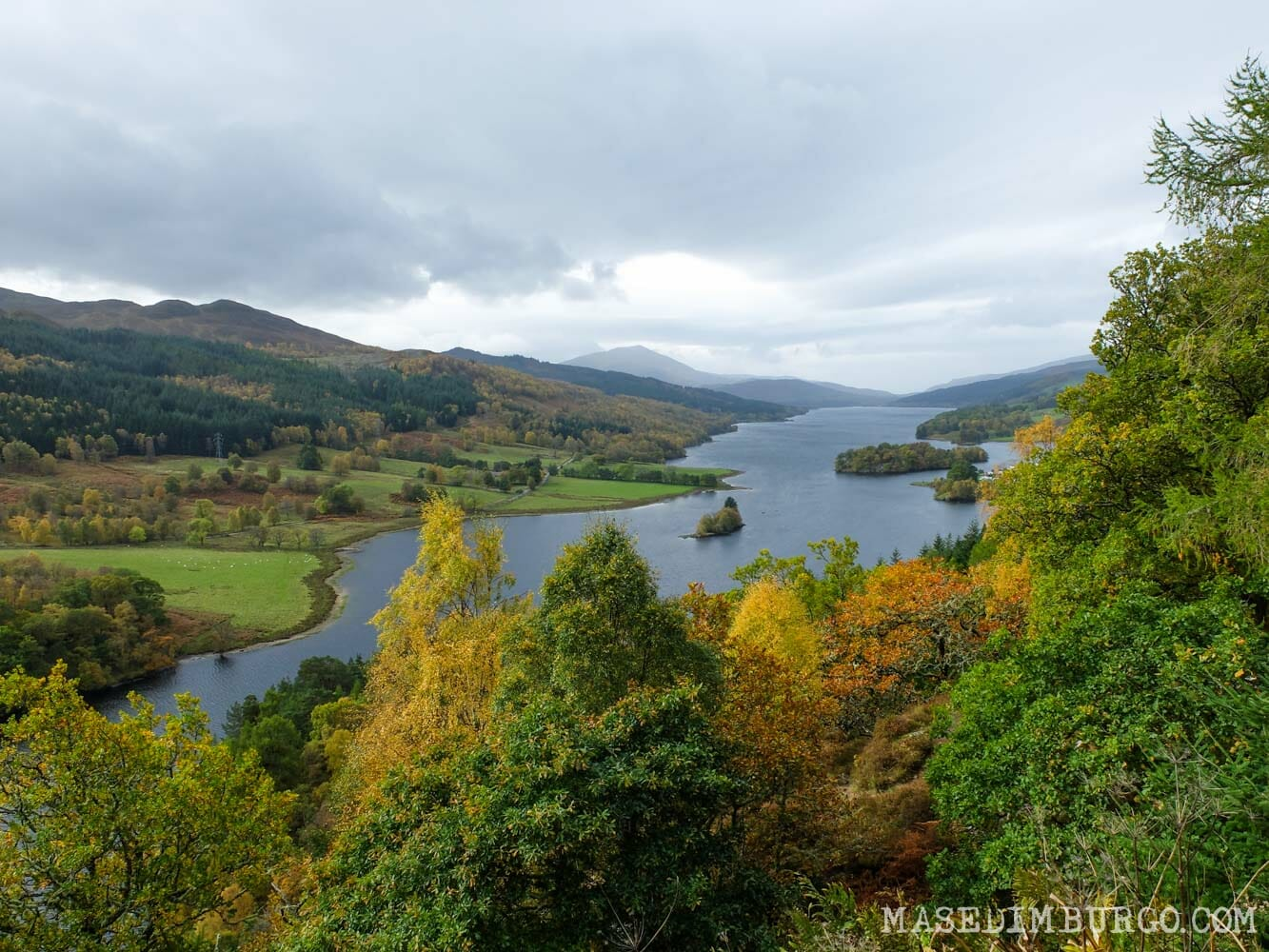 Visitar-Pitlochry-Escocia-Queens-View