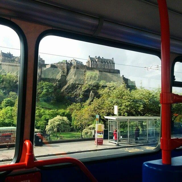 Instagrams de Edimburgo