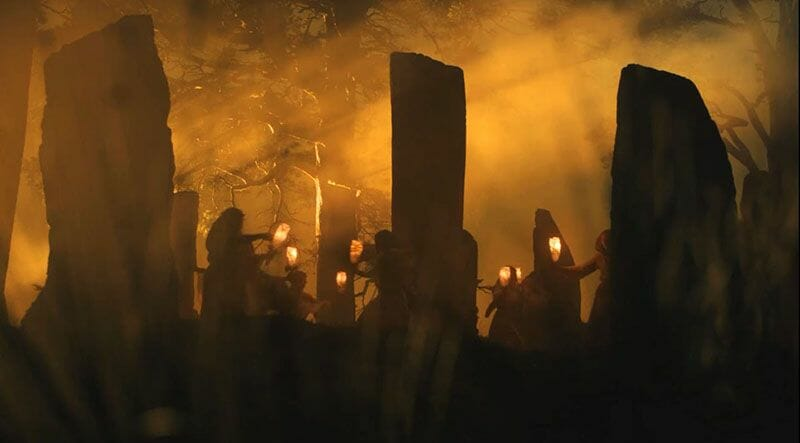 Escenarios de Outlander en Escocia - Círculo de piedras de Craigh na Dun