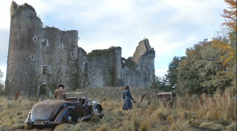Escenarios de Outlander en Escocia - Doune Castle o Castle Leoch