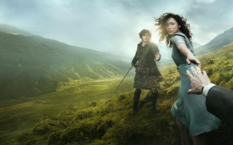 Dónde se rodó Outlander en Escocia - Escenarios que puedes visitar
