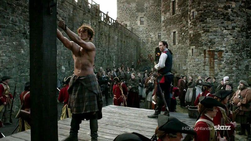 Escenarios de Outlander en Escocia - Castillo de Blackness