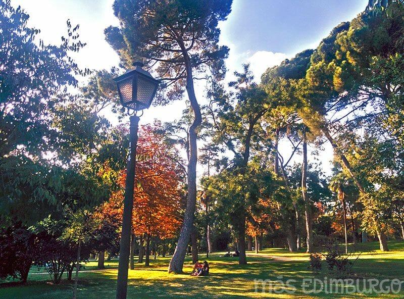 Un día en Madrid, el Retiro (2)