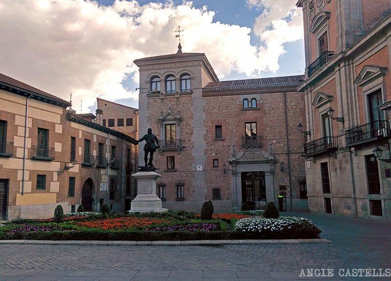 Un día en Madrid Casco viejo