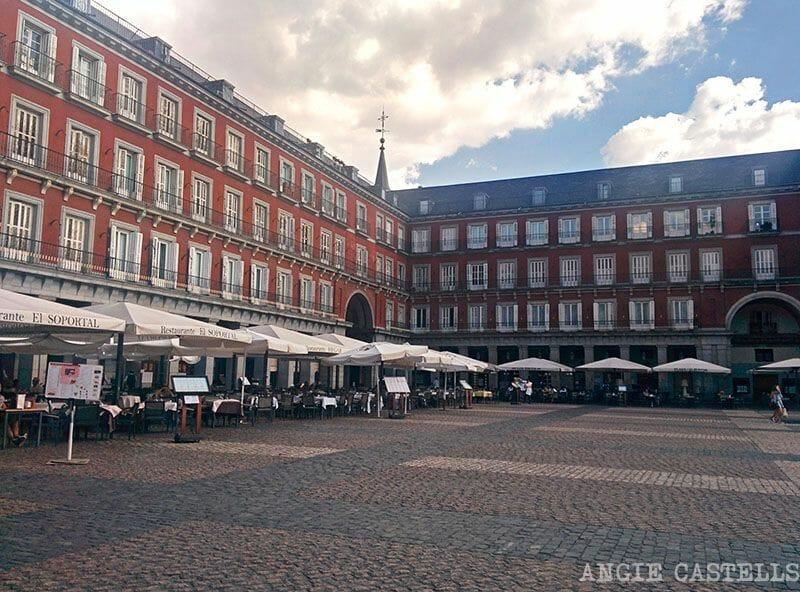 Un día en Madrid Plaza Mayor