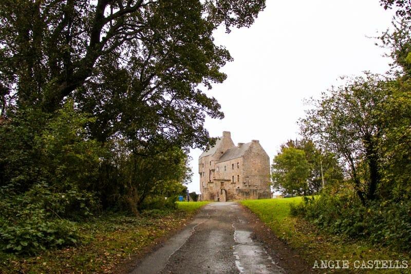Dónde se rodó Outlander en Escocia - Midhope Castle o Lallybroch