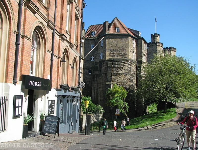 Visitar Newcastle 2 Ruta por Inglaterra