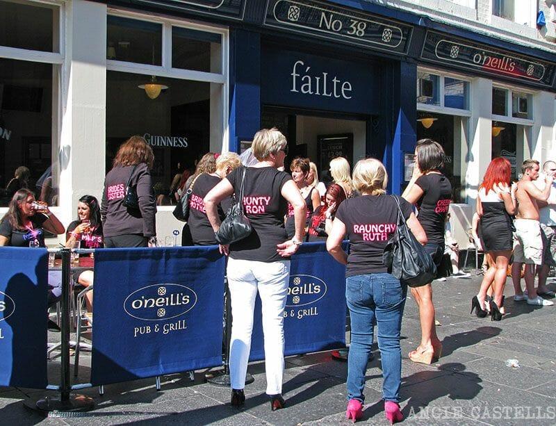 Visitar Newcastle bares Ruta por Inglaterra