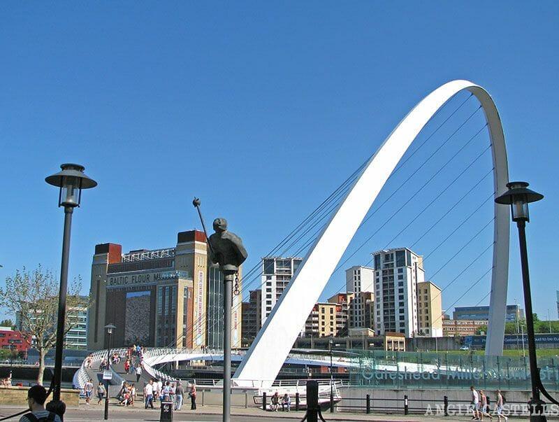 Visitar Newcastle Ruta por Inglaterra