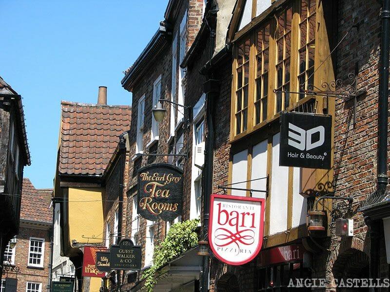 Visitar York medieval Ruta por Inglaterra