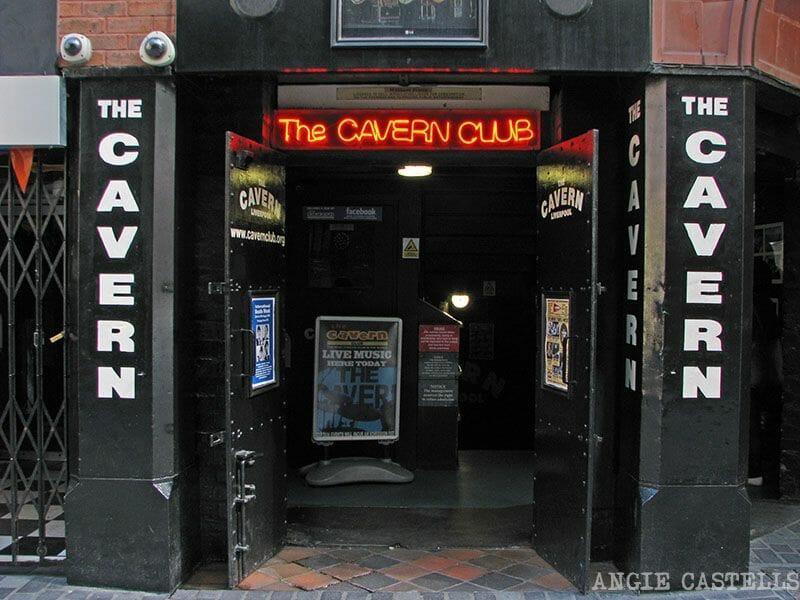 Visitar Liverpool Cavern Club Ruta por Inglaterra