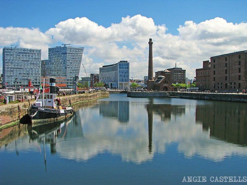 Visitar Liverpool Ruta por Inglaterra