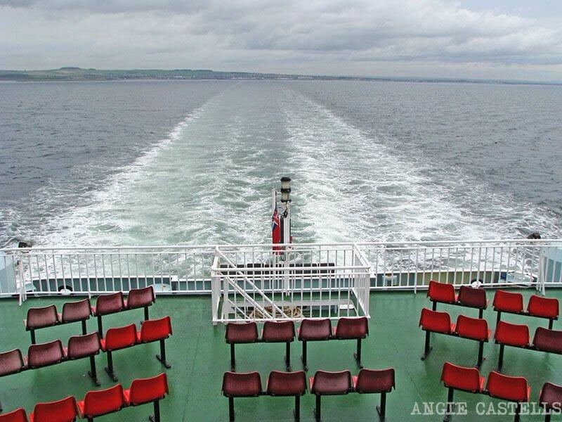 Los ferries a las islas de Escocia