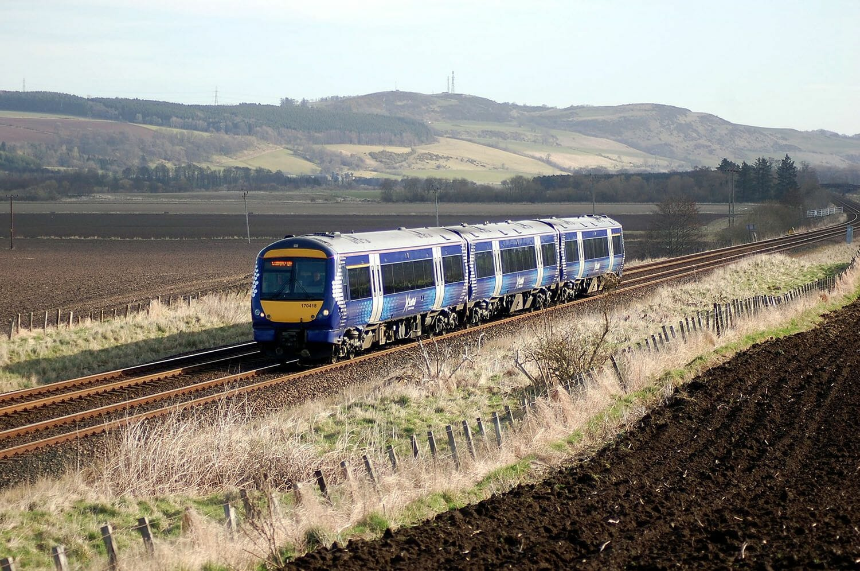 Viajar por Escocia en transporte público - Trenes de ScotRail