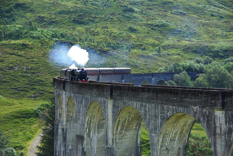 Escocia-de-Cine-Harry-Potter-y-viaducto-de-Glenfinnan