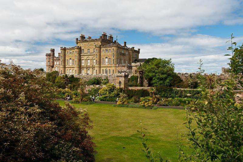 Dormir-en-un-castillo-en-Escocia-Culzean-Castle