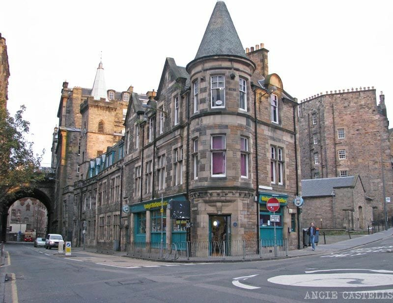 El albergue Budget Backpackers, en Edimburgo