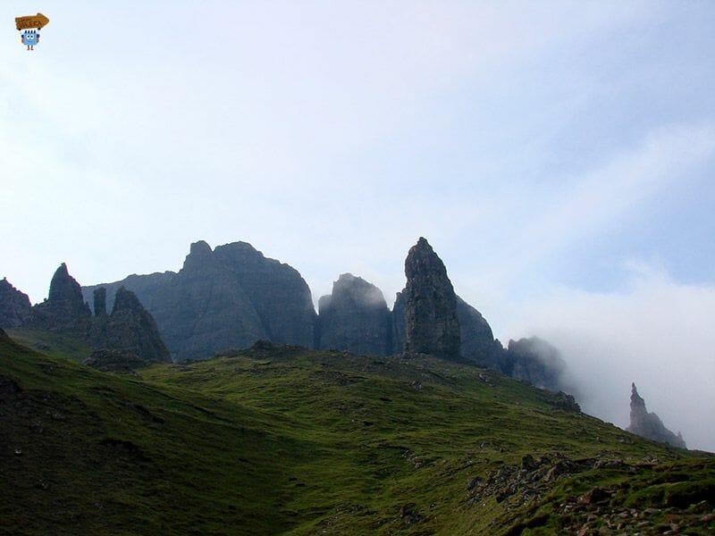 La isla de Skye - Guia de Escocia Notas en mi libreta viajera