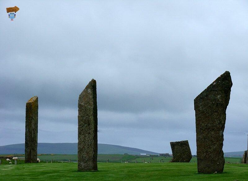 Las islas Orcadas - Guia de Escocia Notas en mi libreta viajera
