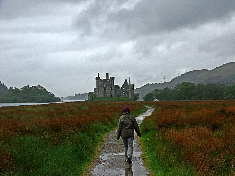 Las Highlands - Guia de Escocia Notas en mi libreta viajera