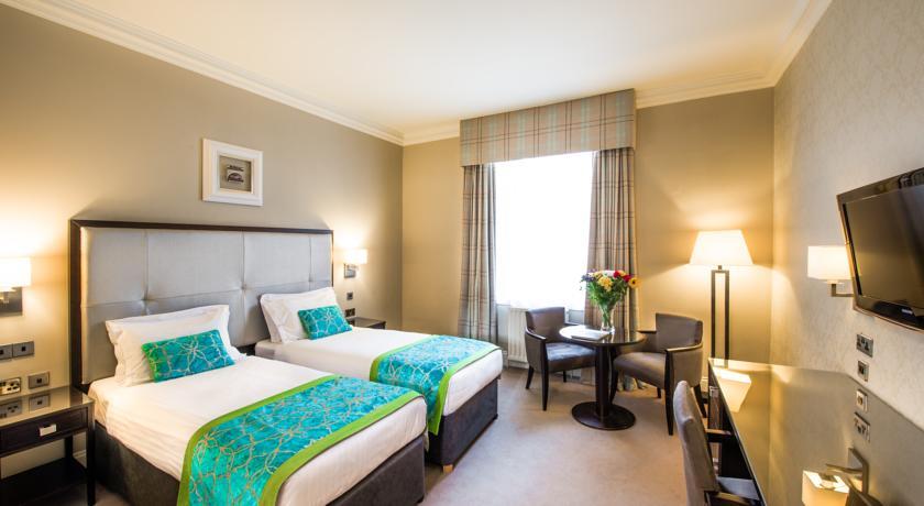 Hoteles en Edimburgo Edinburgh CIty Hotel