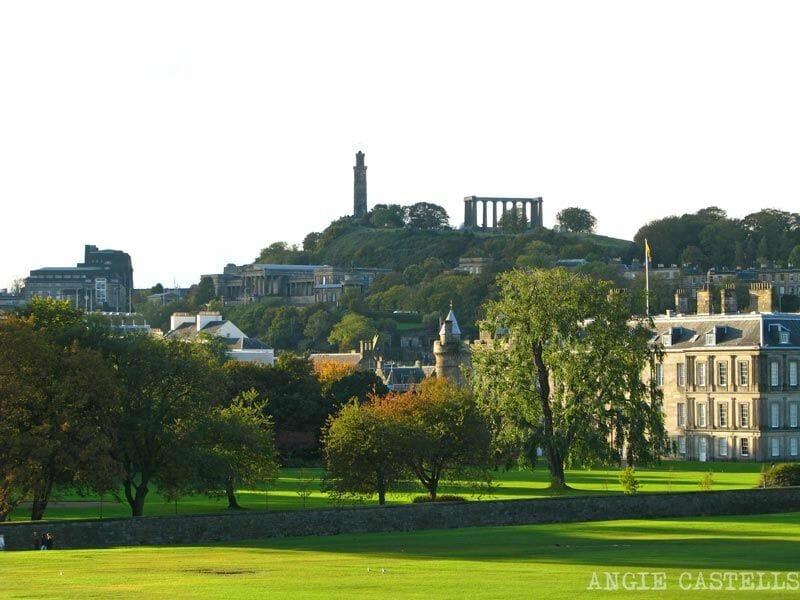 Arthur's Seat y Holyrood Park Edimburgo