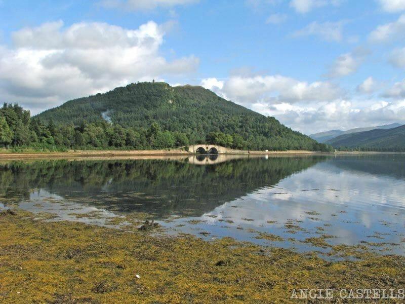 Visitar-Inveraray-Loch-Fyne