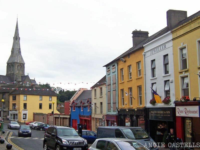 Ruta-por-Irlanda-Dunguaire-Castle