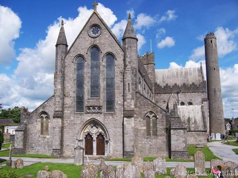 Ruta-por-Irlanda-Kilkenny-St-Canice