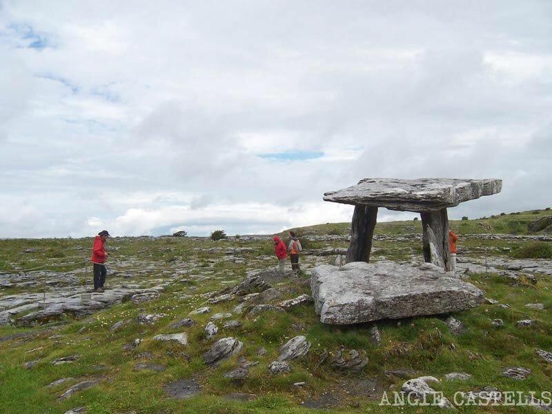 Viajar-por-Irlanda-dolmen-de-Poulnabrone