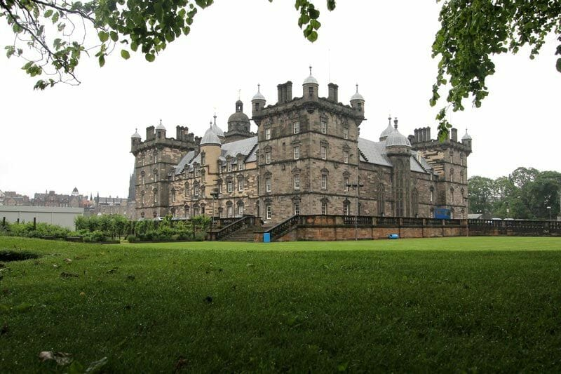 Colegio-George-Heriot-Edimburgo-Hogwarts