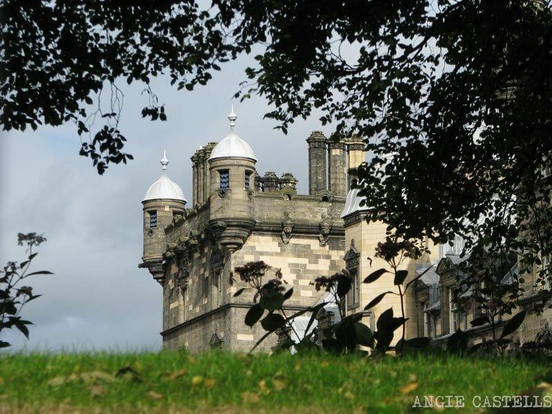 George-Heriot-desde-Telfer-Wall-Edimburgo
