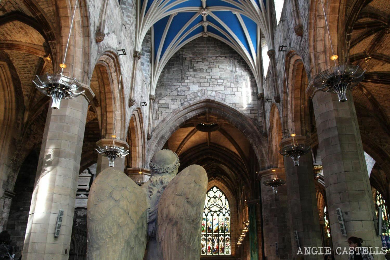 La catedral de St Giles, en Edimburgo-1