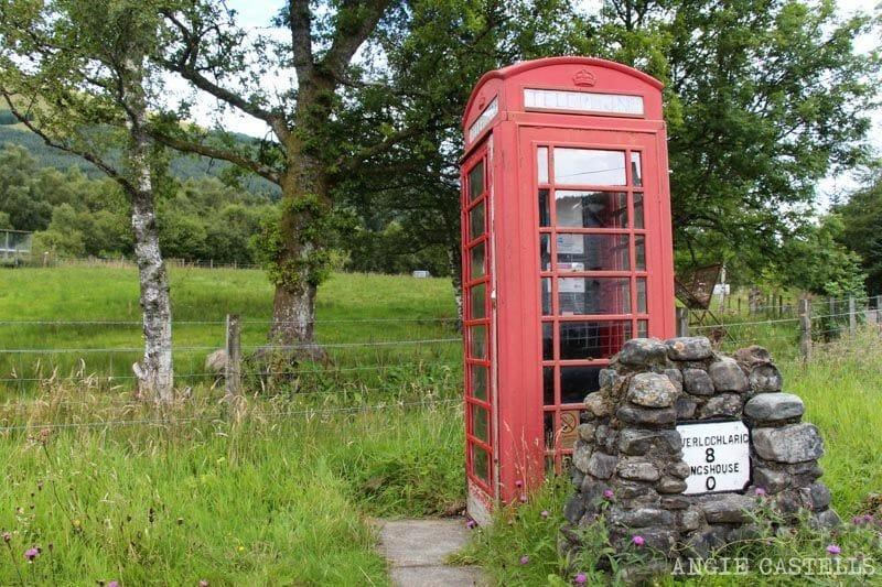 Ruta por las Highlands de Escocia por libre