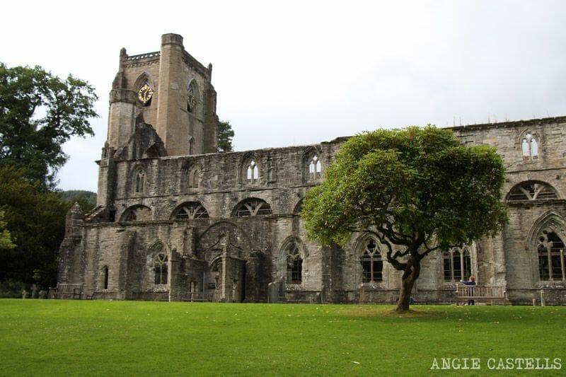 Ruta por las Highlands de Escocia: la catedral de Dunkeld