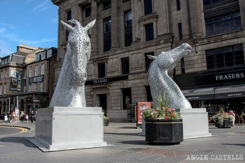 Visitar los Kelpies estatuas Escocia-1