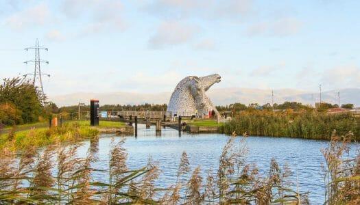 Los Kelpies, esculturas de leyenda en Falkirk