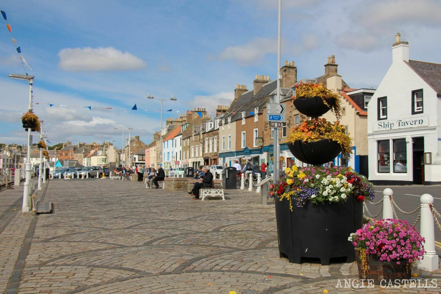 Anstruther costa de Fife mejor Fish and Chips de Escocia-1