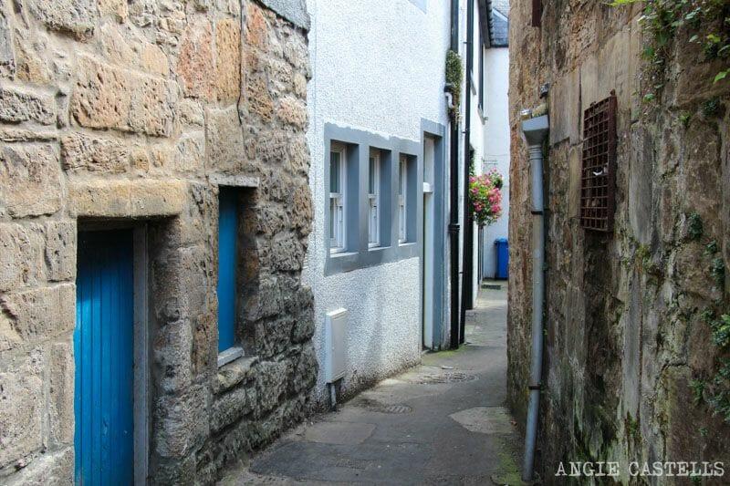 Anstruther costa de Fife mejor Fish and Chips de Escocia-15