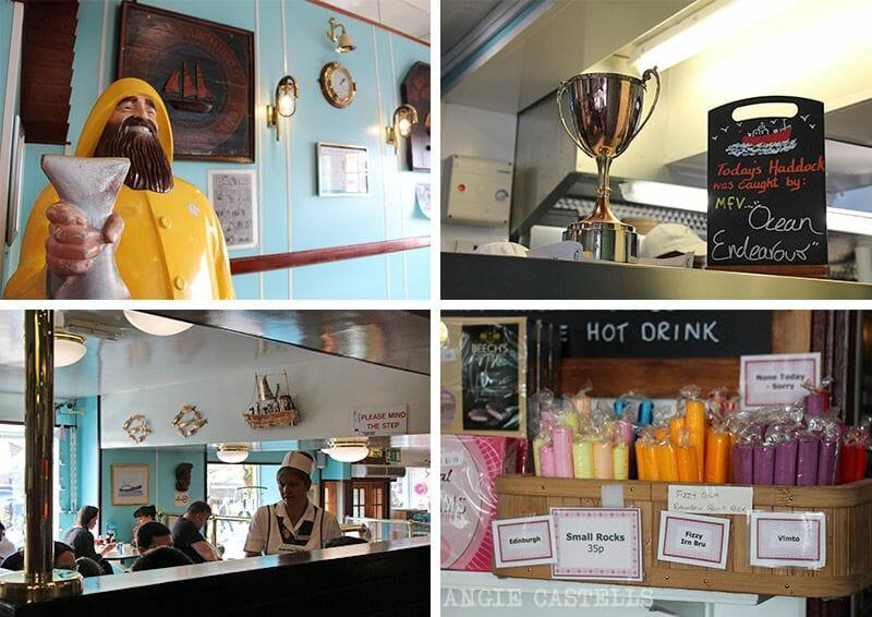 Visitar Anstruther y el Anstruther Fish Bar - El mejor fish & chips de Escocia