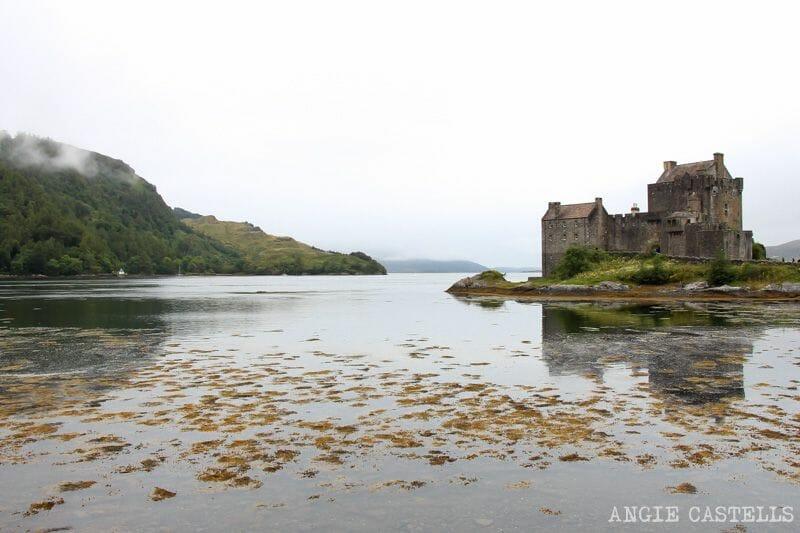 Visitar el castillo de Eilean Donan, en las Highlands de Escocia