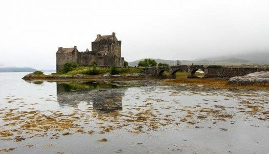El castillo de Eilean Donan, un emblema de Escocia