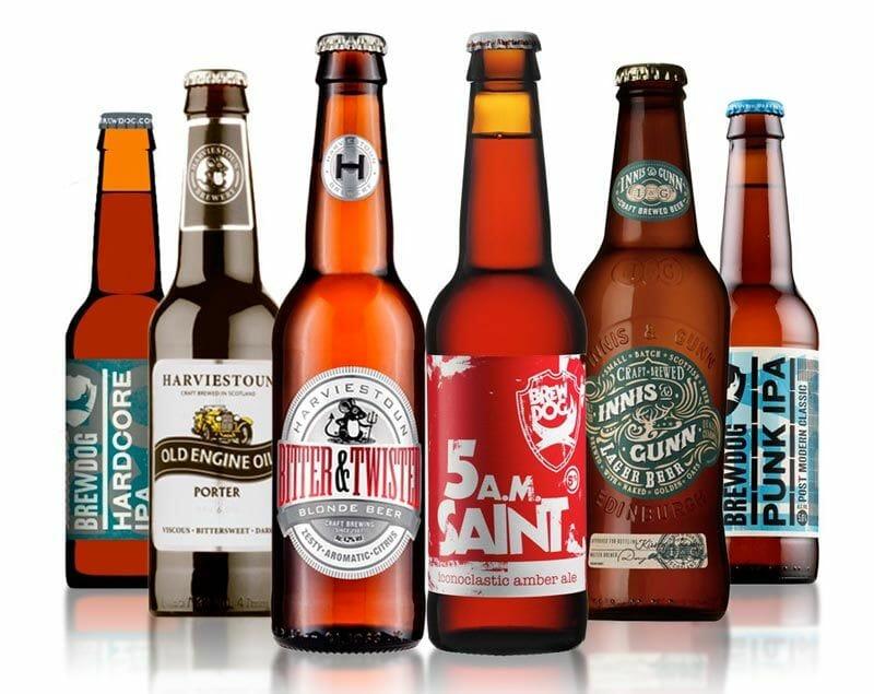 Regalos-de-Escocia-cervezas-escocesas