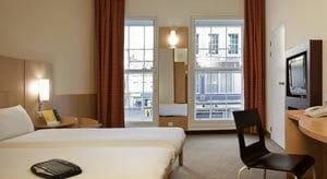 Dónde-dormir-en-Edimburgo-Old-Town-ibis-Hotel