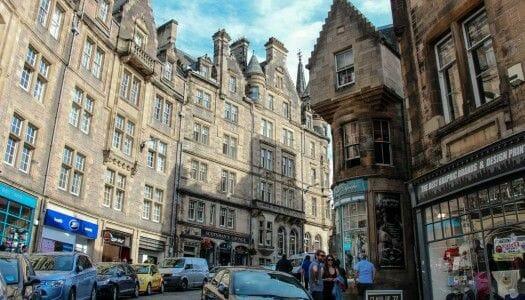 Dónde alojarte en la Old Town de Edimburgo