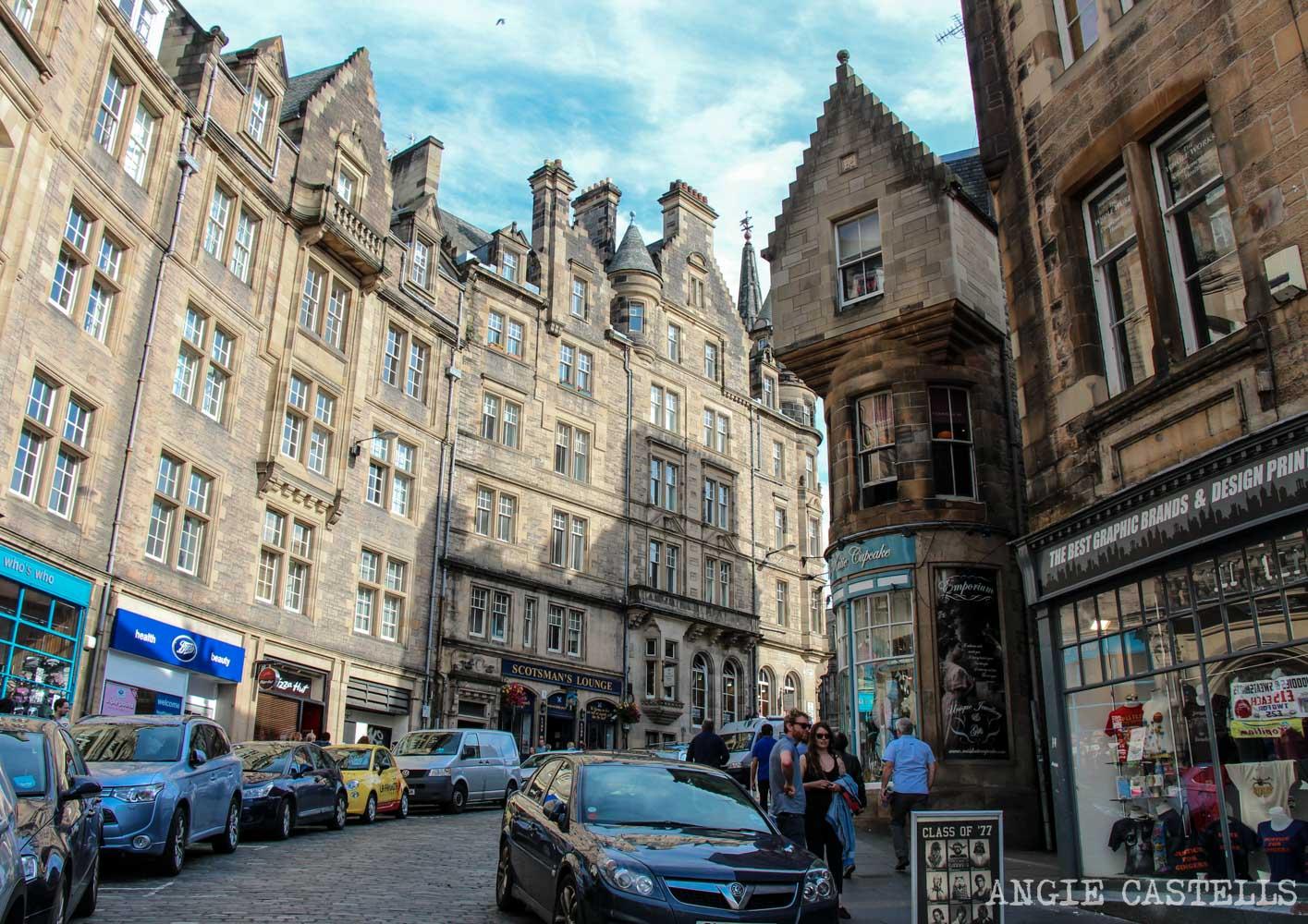 Donde dormir en Edimburgo en la Old Town-1