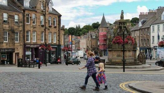 Linlithgow, historia y encanto cerca de Edimburgo