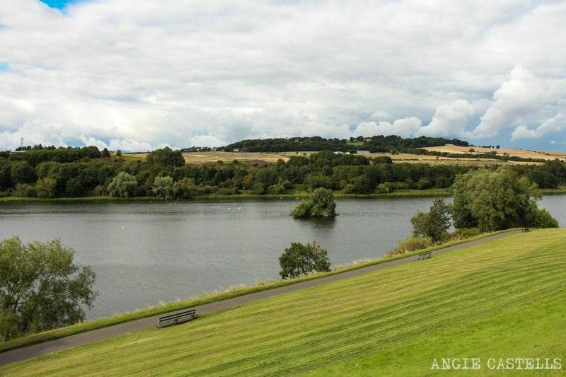 Visitar Linlithgow: el lago del palacio de Linlithgow