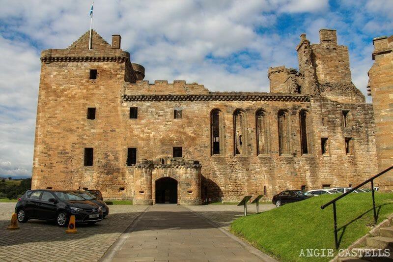 Visitar Linlithgow y Palacio de Linlithgow Escocia